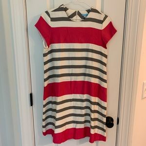 J.McLaughlin Striped Swing Dress